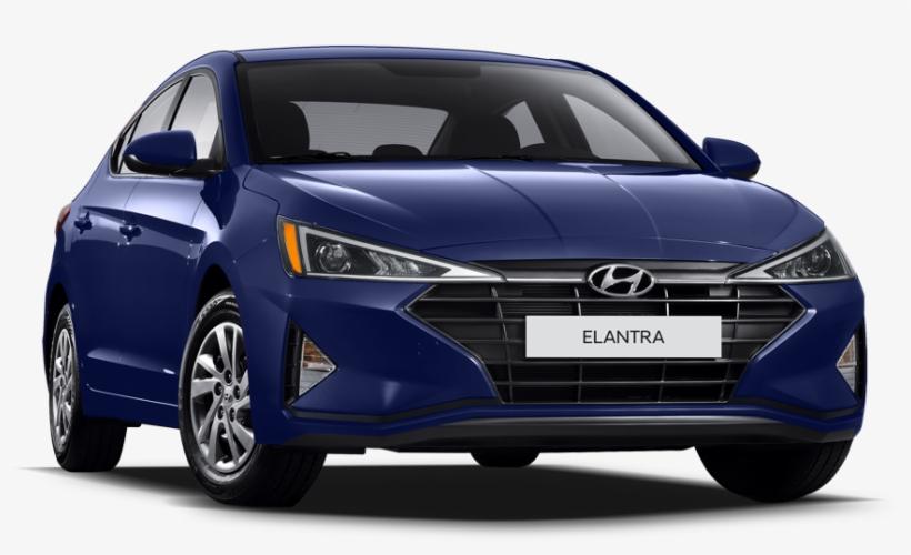 New 2019 Hyundai Elantra Sedan Preferred At Png Image Transparent