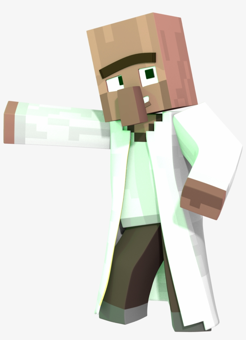 Minecraft Villager Png PNG Image  Transparent PNG Free Download