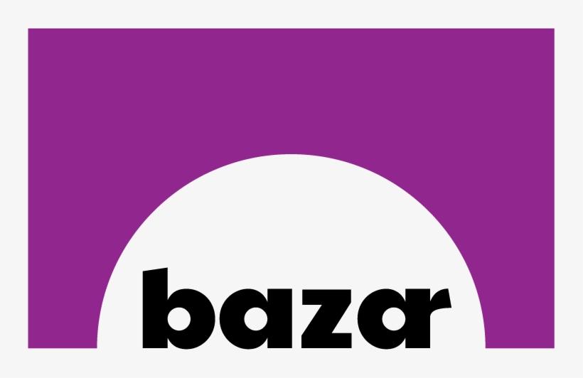 Bazar Final Logo Purple PNG Image | Transparent PNG Free Download on