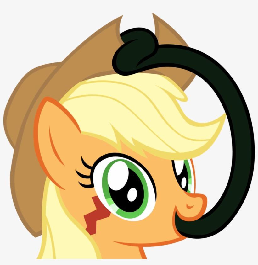 Adoracreepy Applejack Artist Png Image Transparent Png Free
