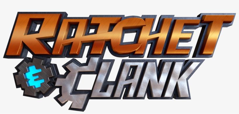 Ratchet Clank Logo Ratchet And Clank Title Png Image Transparent Png Free Download On Seekpng