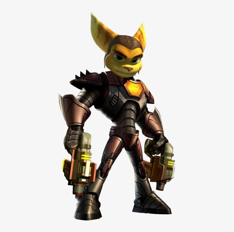 Ratchet Clank Ratchet Deadlocked Playstation 2 Ps2 Png Image