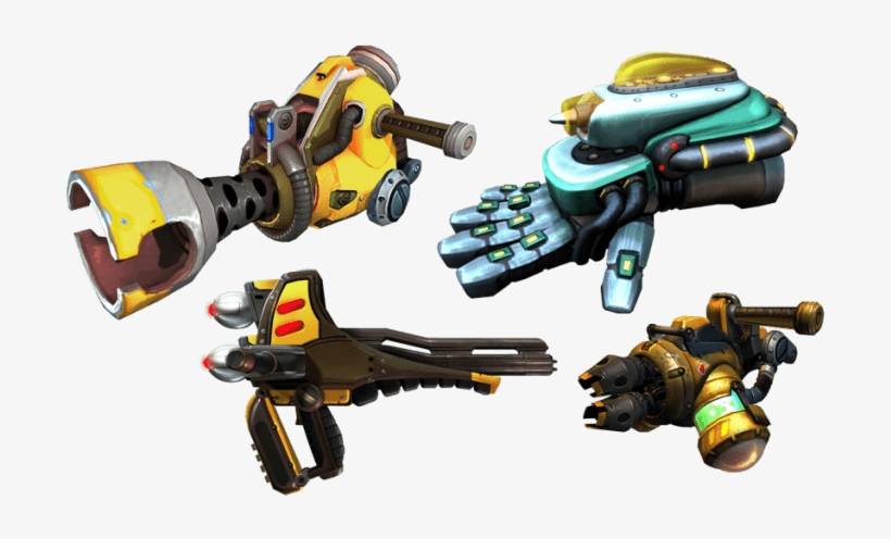 Ratchet Clank Tools Of Destruction Weapons Ratchet And Clank