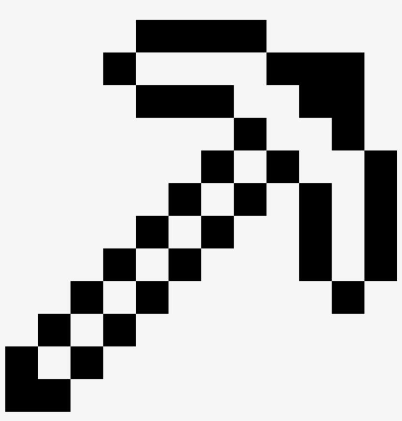 Picareta De Minecraft Icon PNG Image | Transparent PNG Free