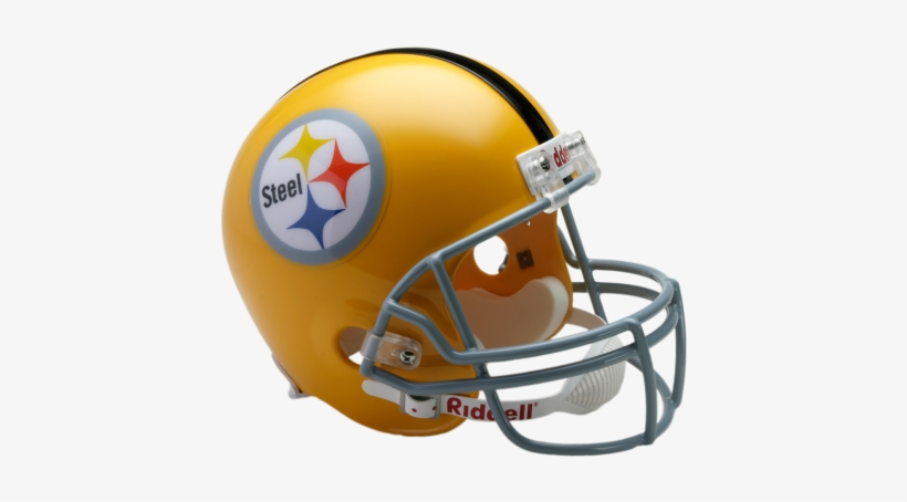 9b6ac8db7 Pittsburgh Steelers Throwback 1962 Full Size Deluxe - Lions Helmet ...