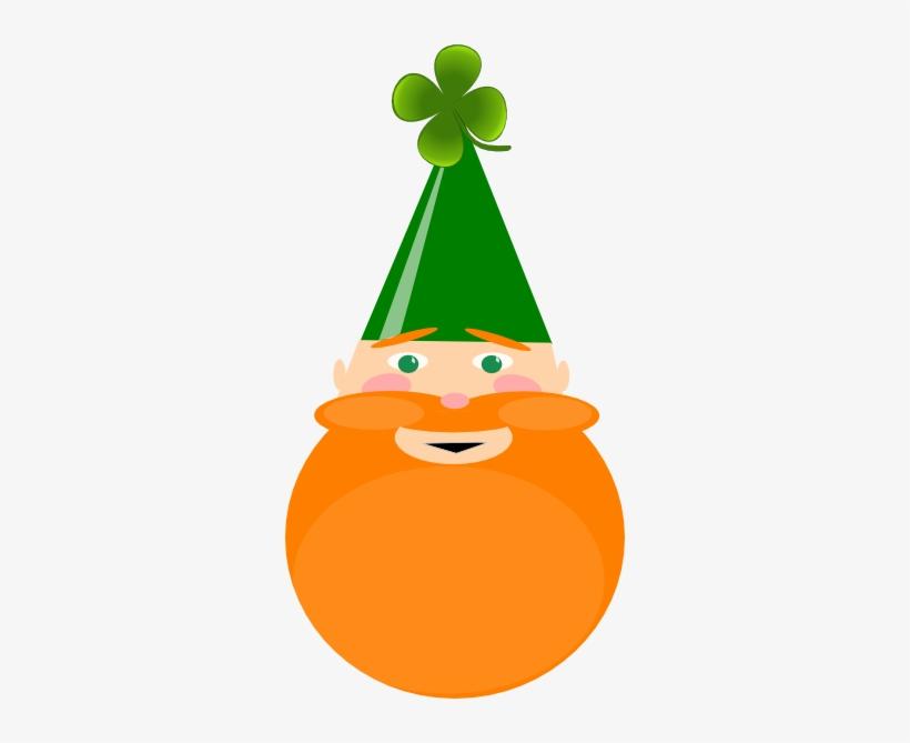b6869205 Irish Leprechaun Clip Art - St. Patrick's Day Rectangle Magnet, transparent  png download