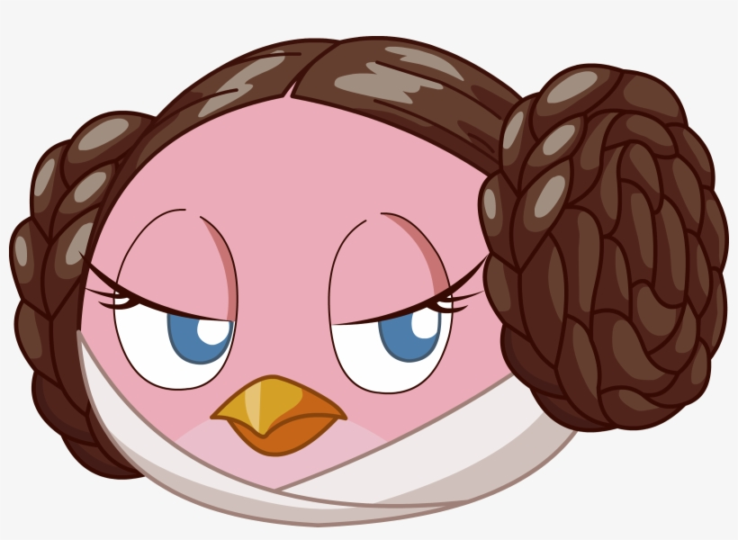Star Wars Angry Birds Angry Birds Star Wars Png Png Image Transparent Png Free Download On Seekpng