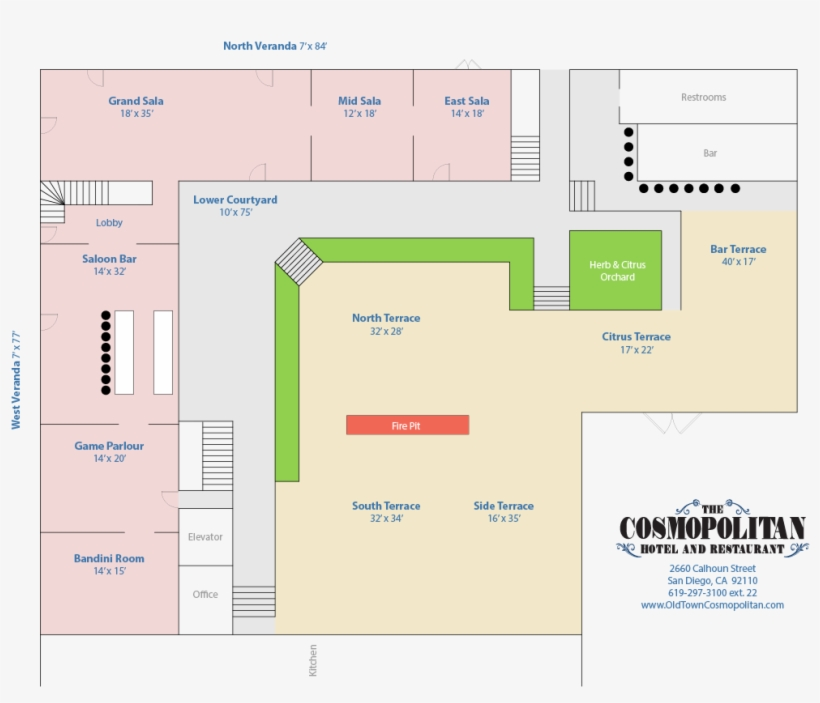 Cosmo Floor Plan Clean Cosmopolitan Hotel San Diego Room Layout Png Image Transparent Png Free Download On Seekpng