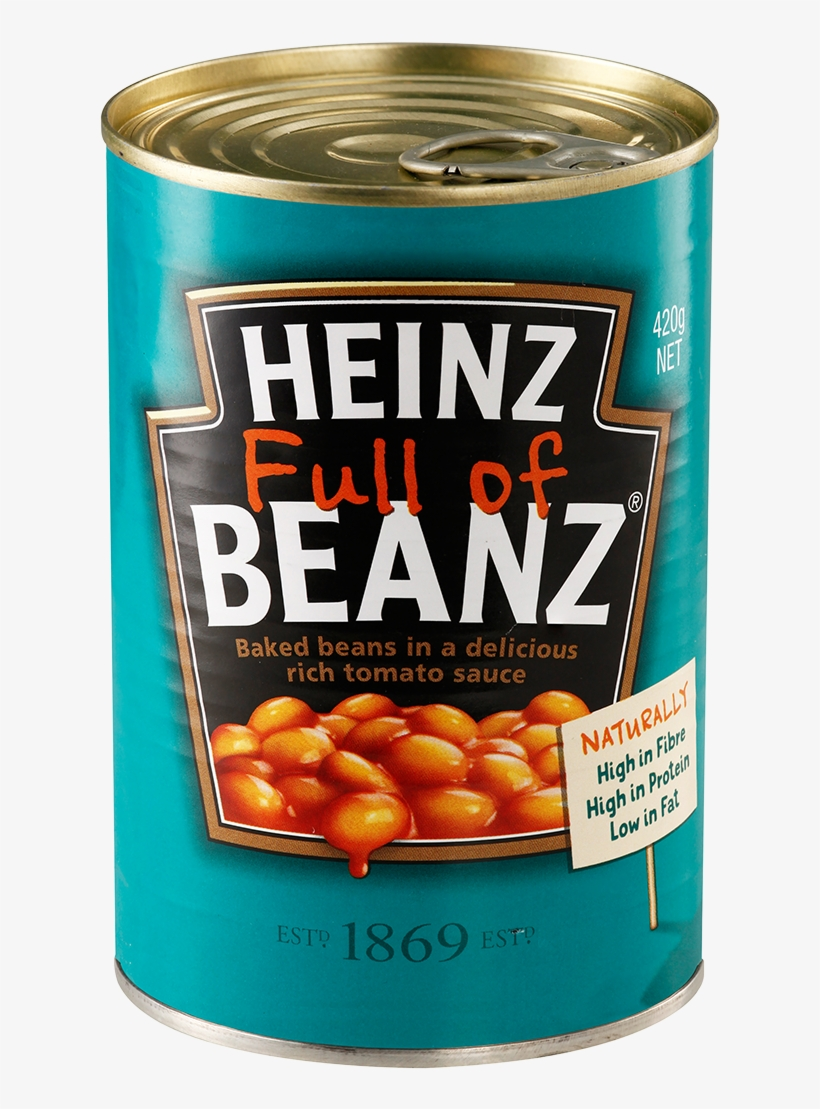 425gr Heinz Baked Beans In Tomato Sauce Heinz Beans Fridge Pack Png Image Transparent Png Free Download On Seekpng