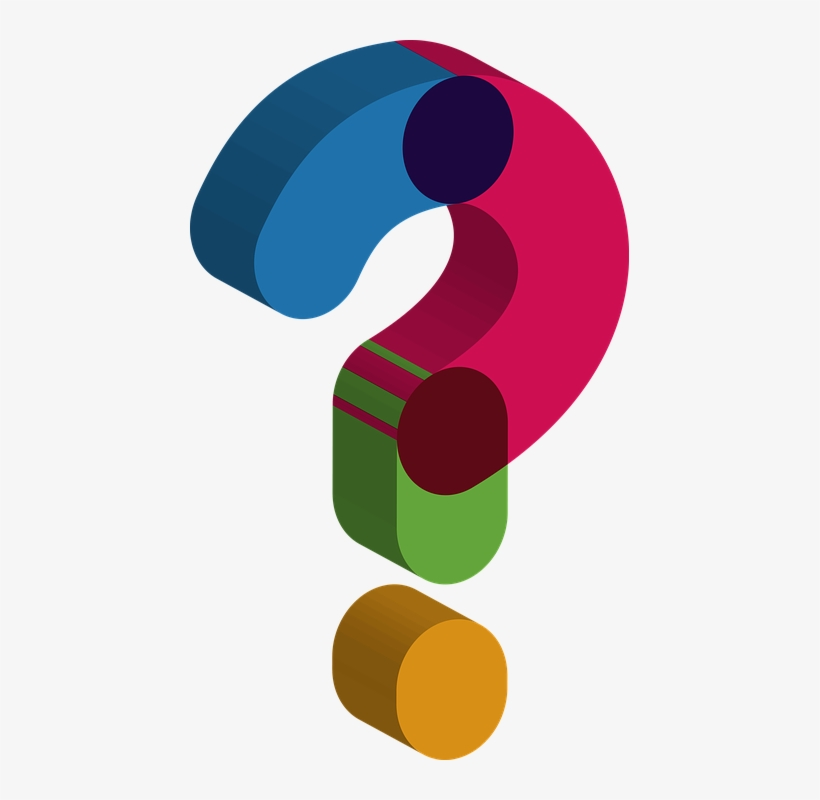 Question Mark Transparent Images Png Cute Question Mark
