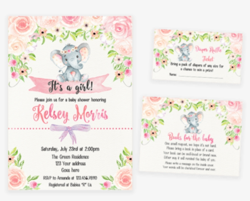 Free Png Download Blush Pink Floral Elephant Baby Shower Baby Shower Png Image Transparent Png Free Download On Seekpng The image is png format and has been processed into transparent background by ps tool. free png download blush pink floral