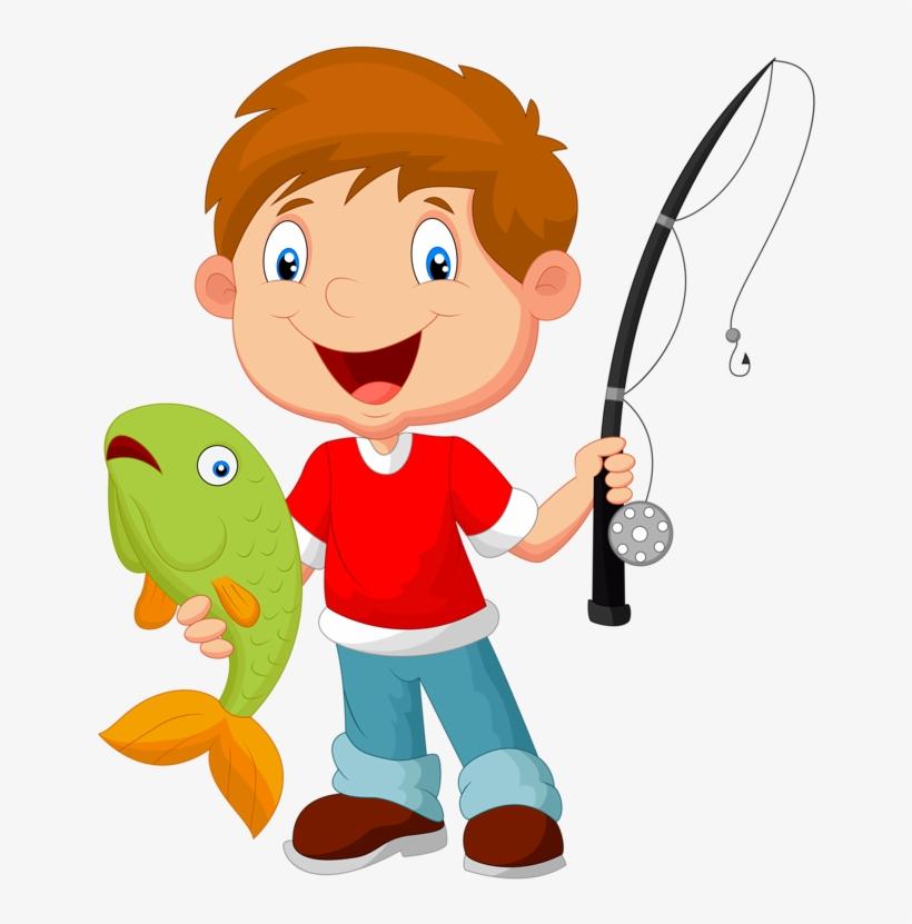 что картинка мультяшная рыбачок продаже