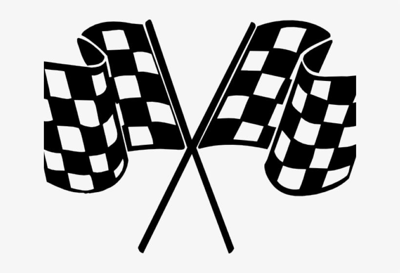 Racing Clipart Racing Flag