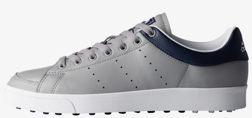 Adidas Adicross Classic Leather Golf Shoes Light Onix Collegiate Grey Adicross Golf Shoes Png Image Transparent Png Free Download On Seekpng