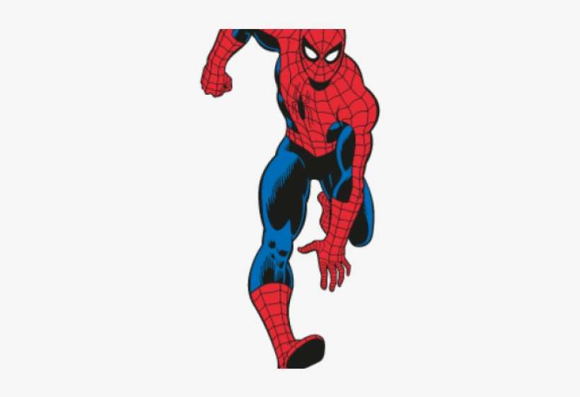 Spiderman Clipart Baby Spider Man Mask Mcu Png Image