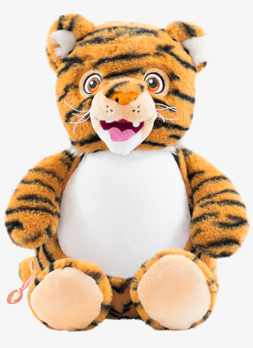 Signature Tiger Stuffed Toy Png Image Transparent Png Free Download On Seekpng