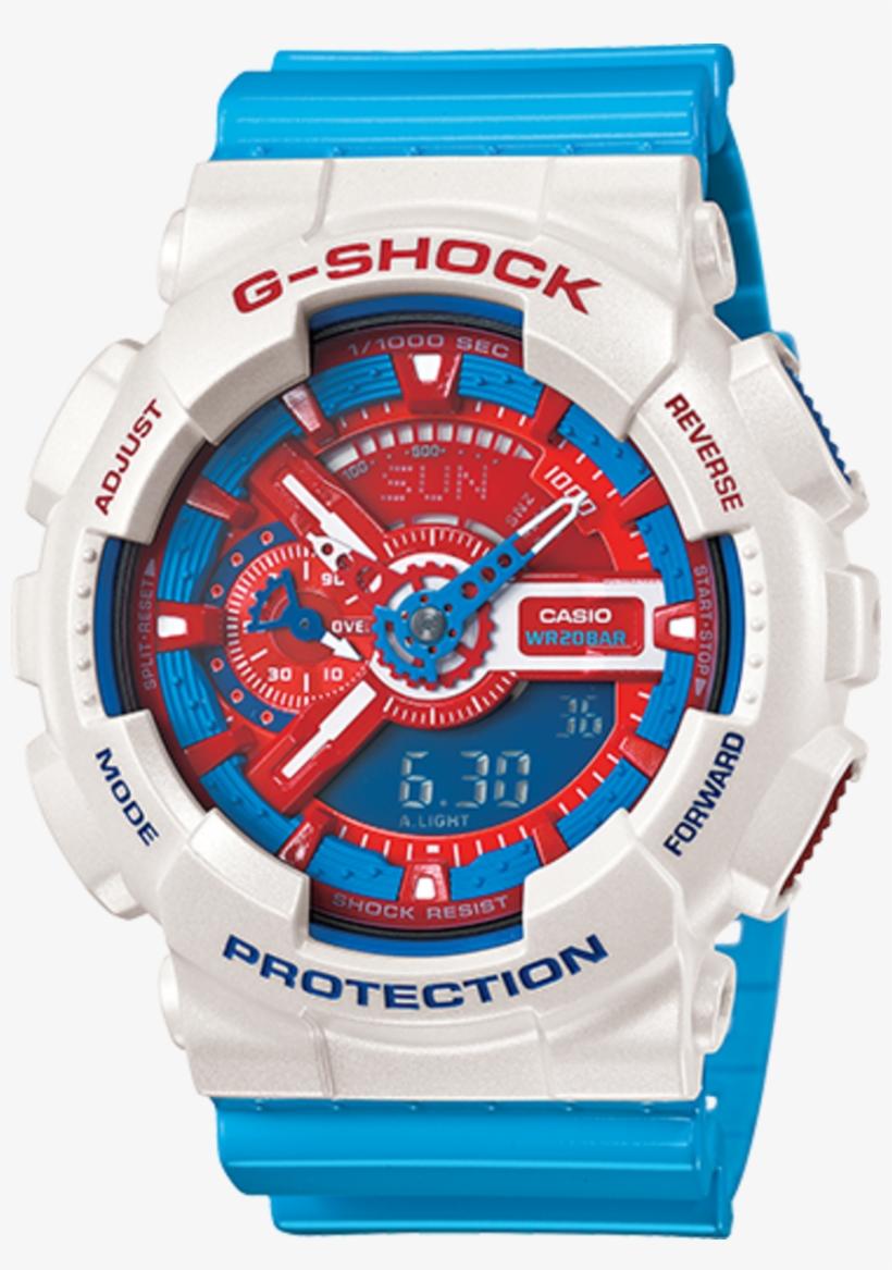 6bea22121226 Thanks For Watching Visit Website - G Shock Ga 110 Ac PNG Image ...