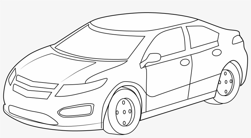 Black Arc Car Element, Black, Creative, Car PNG Transparent Clipart Image  and PSD File for Free Download