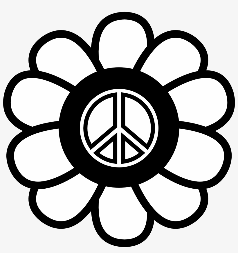 Related Coloring Pages Flowers Coloring Page Easy Png Image