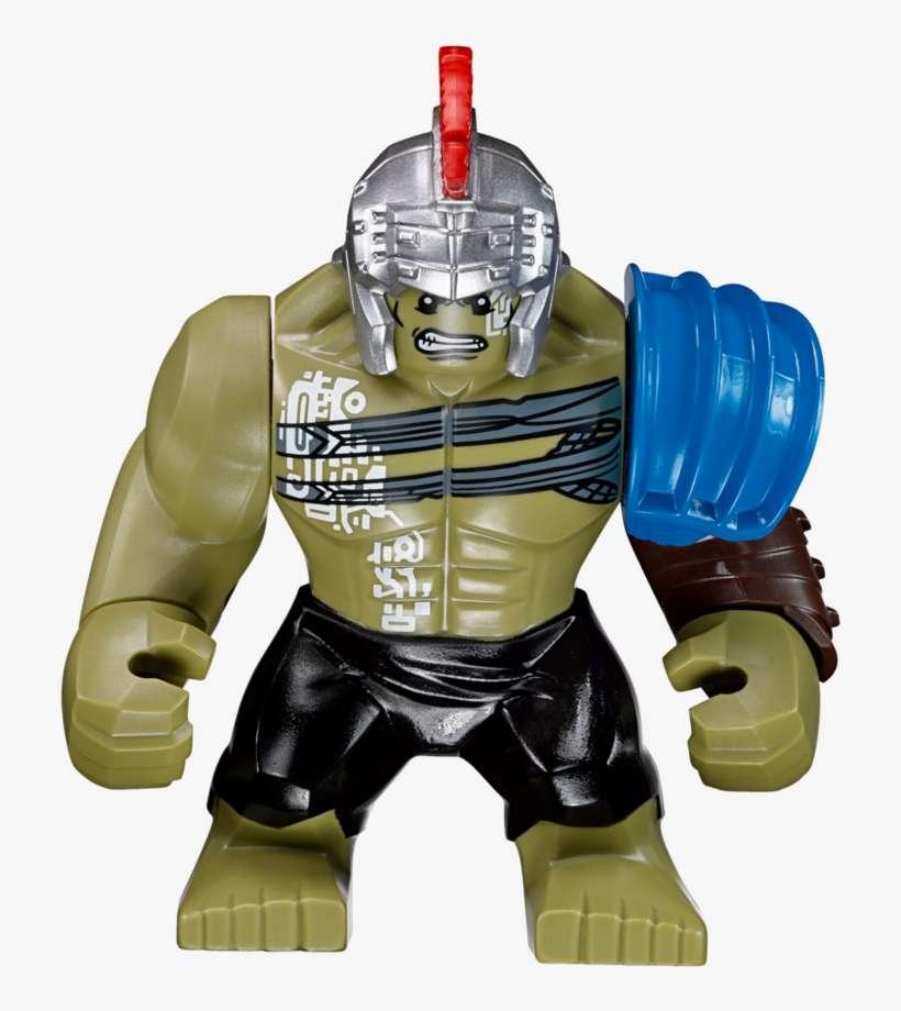 Lego Hulk Thor Ragnarok Png Image Transparent Png Free