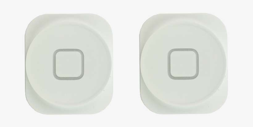 iphone 5 home button white x2 plastic png image transparent png free download on seekpng seekpng