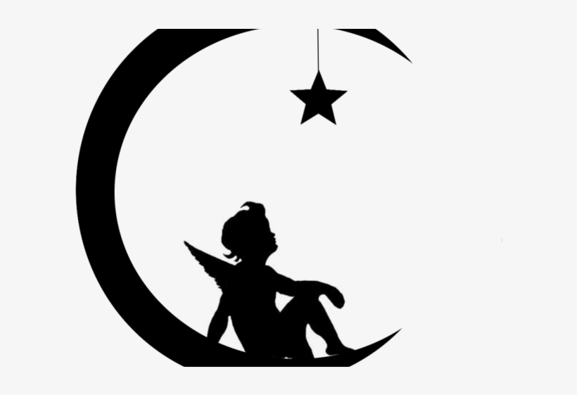 Moon Clipart Silhouette Moon And Star Silhouette Png Image Transparent Png Free Download On Seekpng Star wars silhouettes, silhouette of star wars, star wars vector, star wars shape, star wars images, star wars png, star wars ai, star wars. moon clipart silhouette moon and star