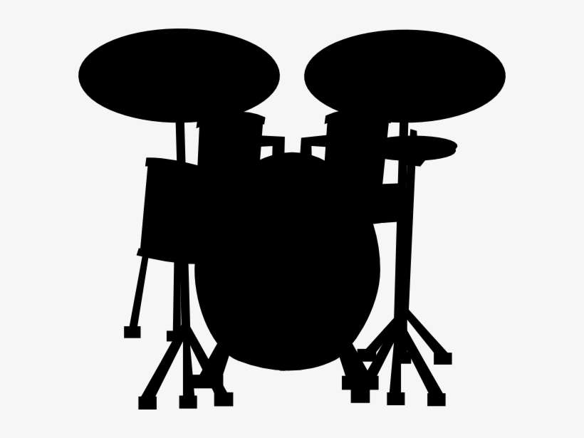 Drums Png Free Vector Art Clip Art Black And White Png Image Transparent Png Free Download On Seekpng