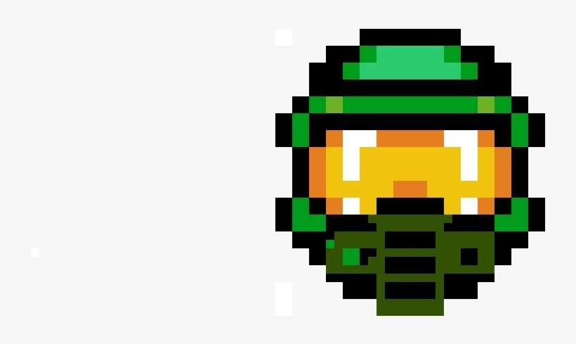 Doom Guy Halo Pixel Art Png Image Transparent Png Free