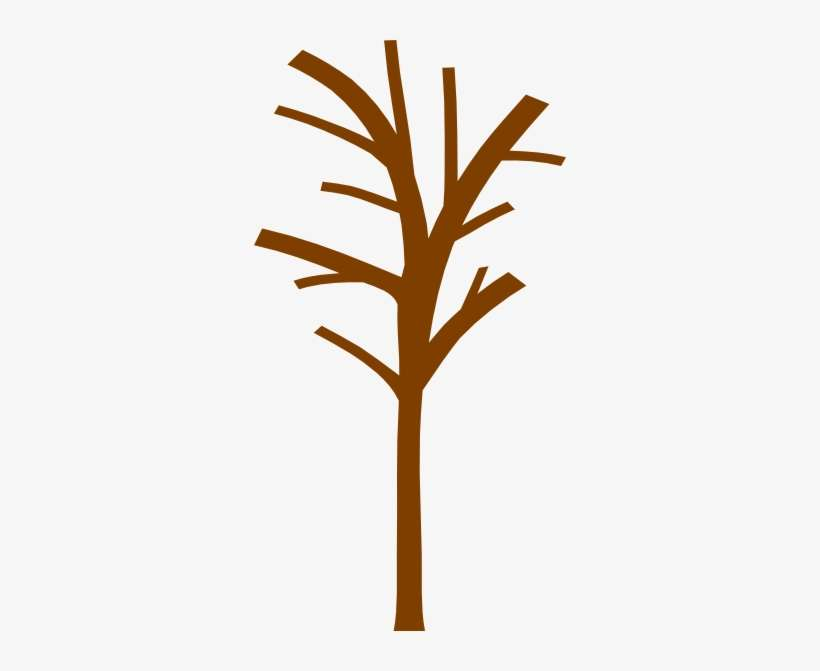 Clip Art Stock Bare Tree Trunk Clipart Bare Tree Clipart Png Image