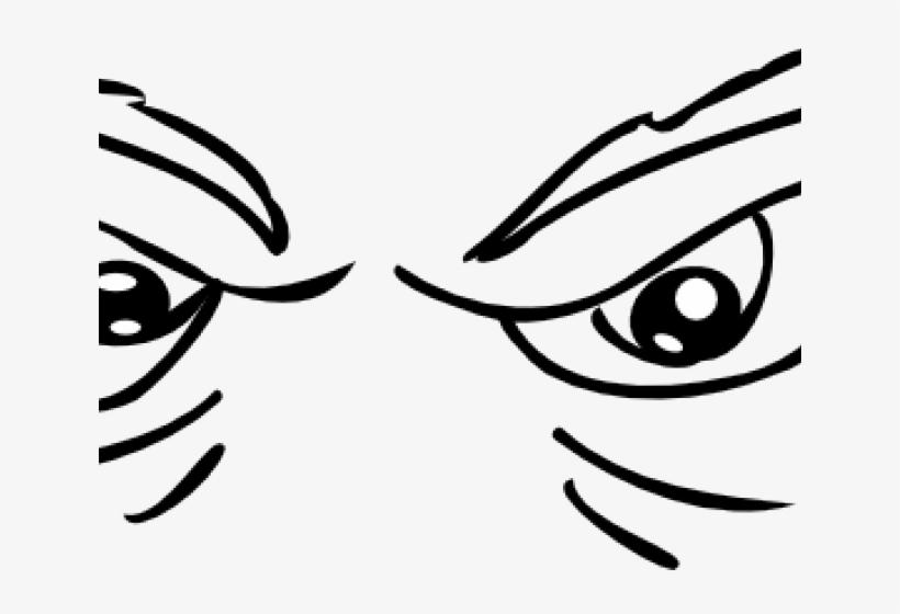 Drawn Eye Creepy Halloween Scary Eyes Clip Art Eyes Png Image