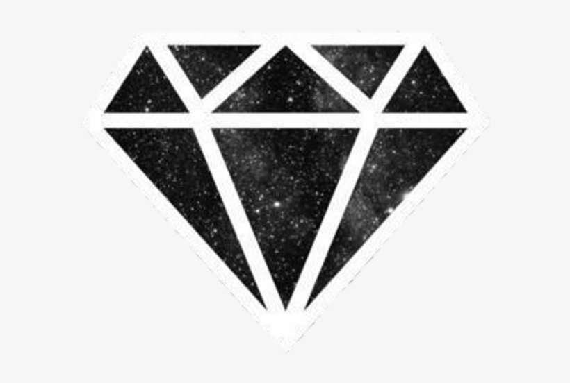 785 7857819 galaxy diamond tumblr transparent jewel gem