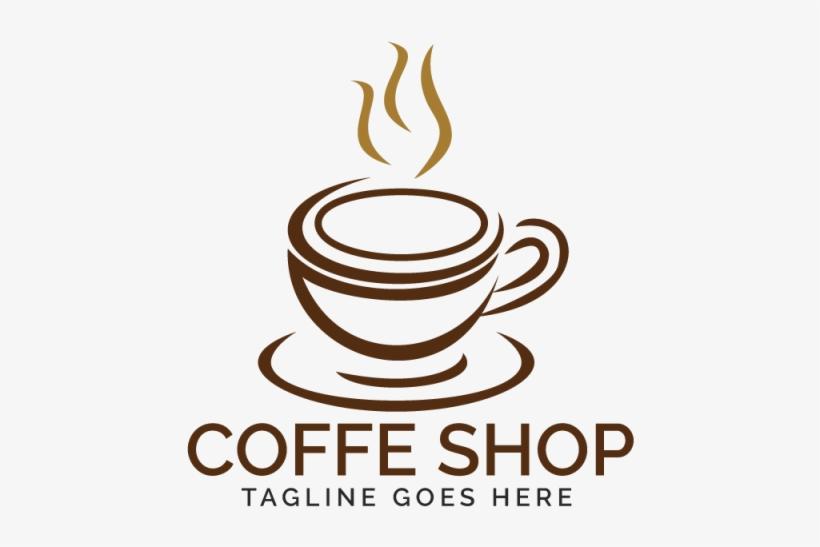 Coffee Shop Logo Design Coffee Shop Logo Design Sample Png Image Transparent Png Free Download On Seekpng