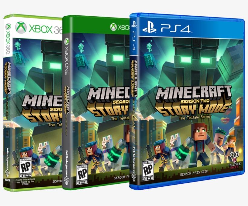 Minecraft Story Mode 2 Llega El 11 De Julio Minecraft Story