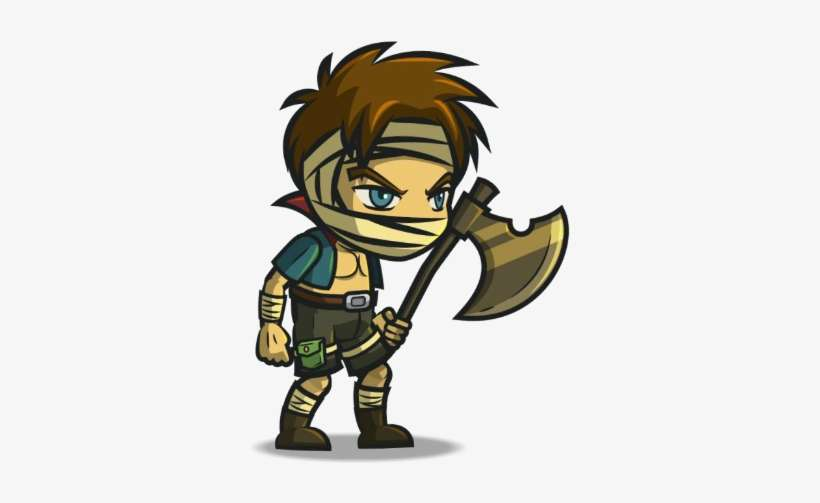 2d Game Character Png@seekpng.com