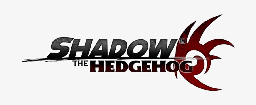 Shadow The Hedgehog Logo Shadow The Hedgehog Game Logo Png Image Transparent Png Free Download On Seekpng