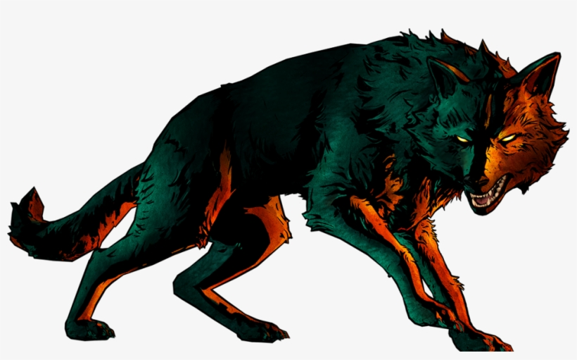 Evil Wolf Png Svg Black And White Library Wolf Among Us Wolf Png Image Transparent Png Free Download On Seekpng