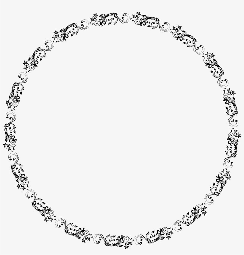 Circle Circle Border Clipart Png Image Transparent Png Free Download On Seekpng
