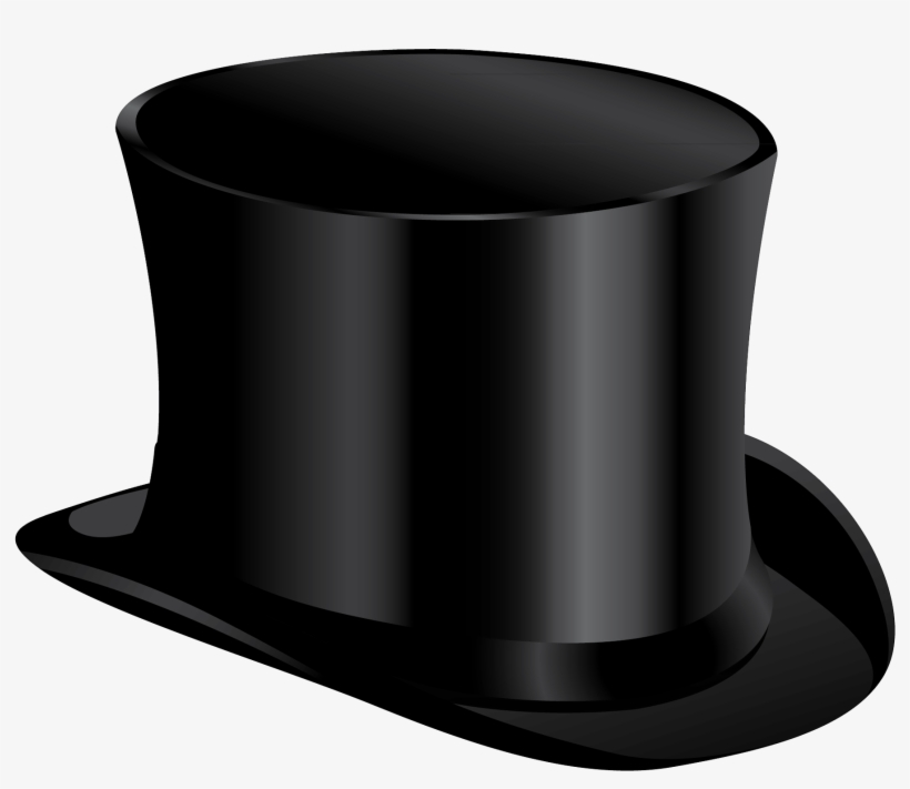 be60441e35f9d Topper Hat Png Pic - Top Hat Clipart Transparent PNG Image ...