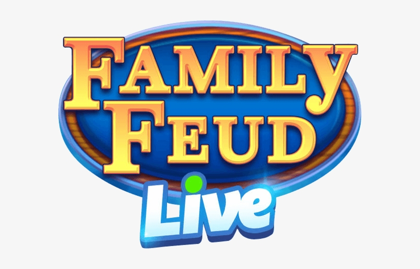 Family Feud Logo Png - Family Feud Live Logo PNG Image   Transparent