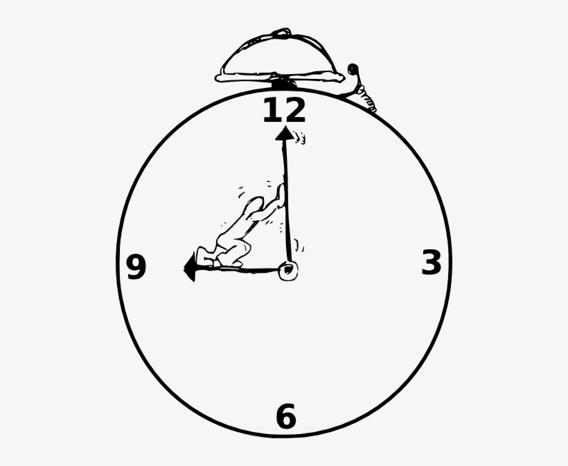 How To Set Use Clock Svg Vector PNG Image | Transparent PNG