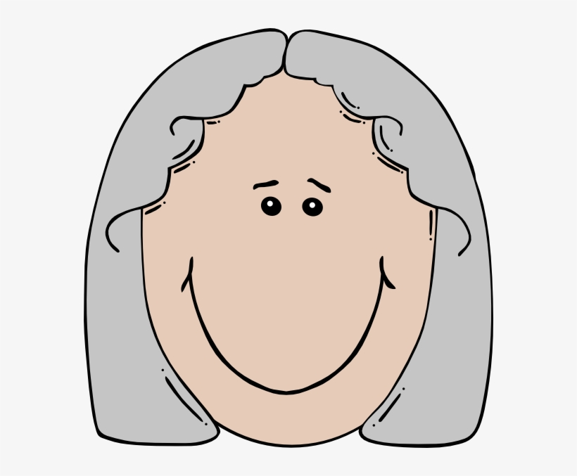 Svg Free Download Grandma Face Clipart Old Woman Face Clipart Png Image Transparent Png Free Download On Seekpng