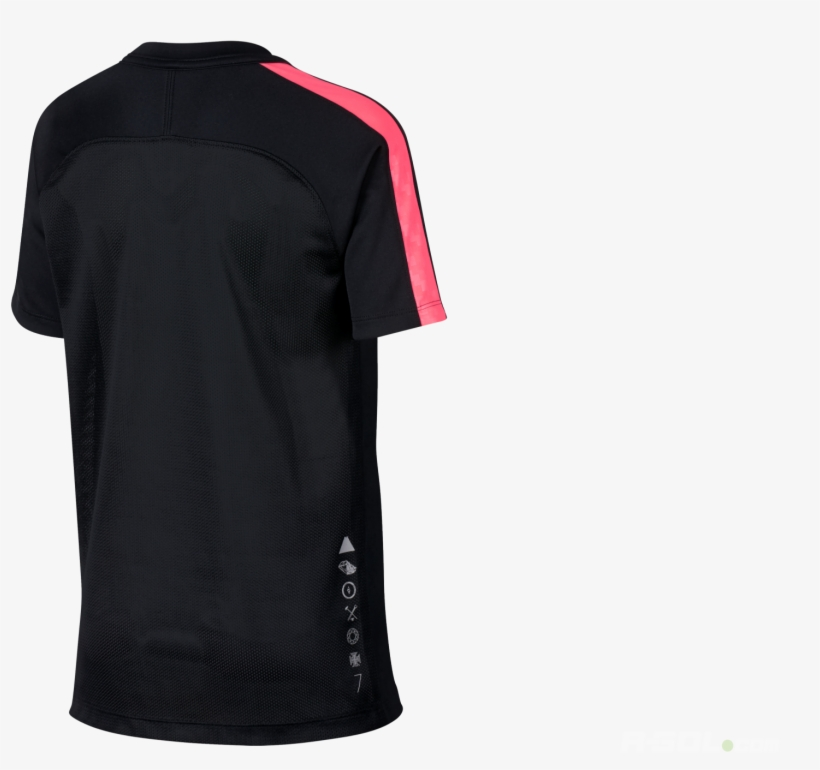 outlet store 5db54 98f5d T Shirt Nike Cr7 Dry Top Junior Aa9888 011 Nike - Polo Shirt ...