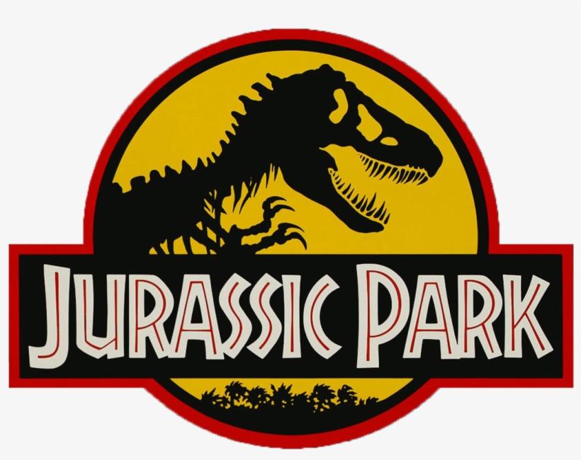 Yellow Logo - Jurassic Park Logo Png PNG Image ...