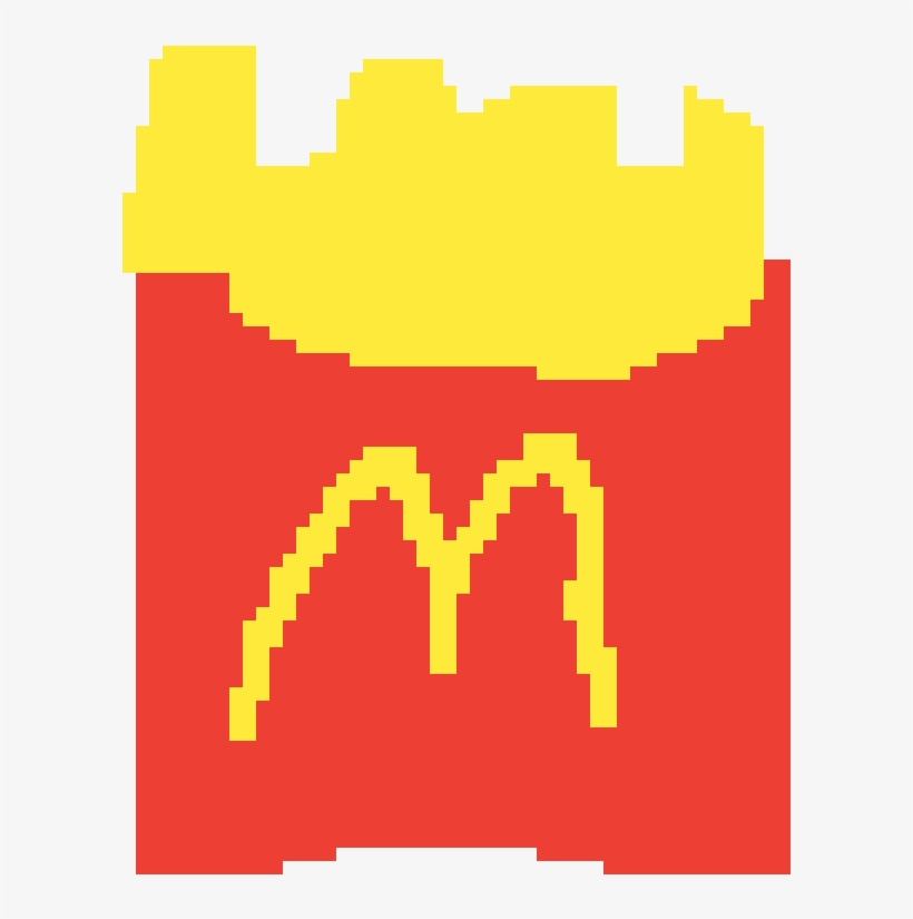 Mcdonalds Fries Emblem Png Image Transparent Png Free