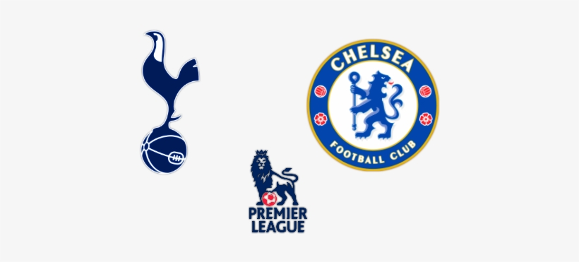 Tottenham Hotspur V Chelsea Badge Football Team Logos Png Image Transparent Png Free Download On Seekpng