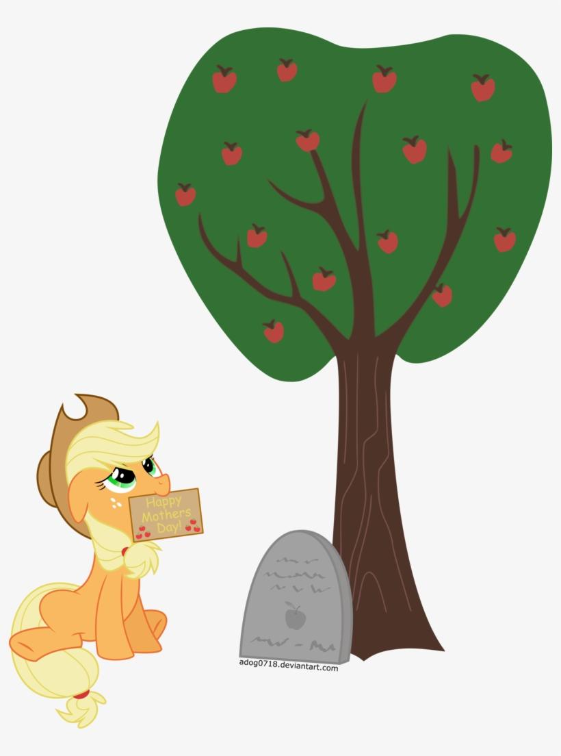 My Little Pony Applejack Parents