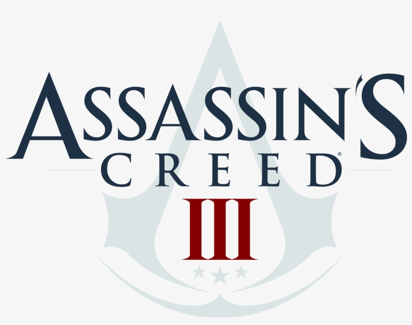 Assassin Creed 3 Logo Png Image Transparent Png Free Download On