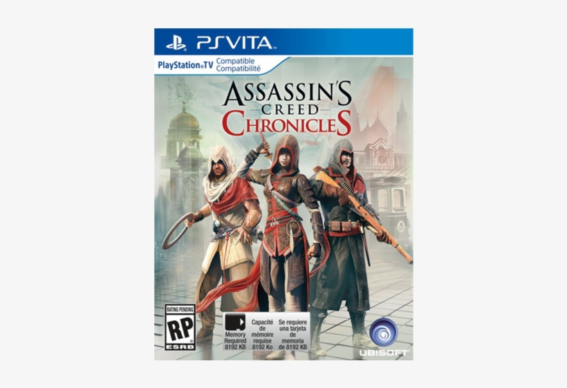 Ps Vita Assassin S Creed Chronicles Assassins Creed Chronicles