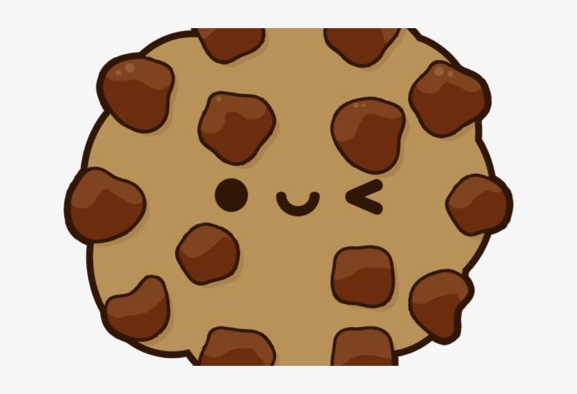 Drawn Cookie Kawaii Food Cookie Drawing Png Transparent