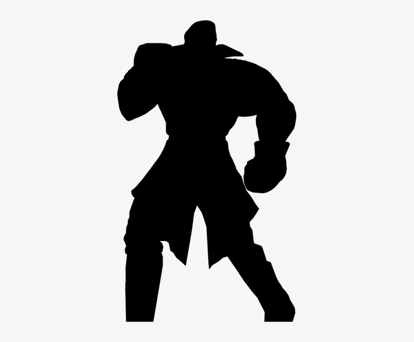 Street Fighter Clipart Silhouette Street Fighter V Season 2 New